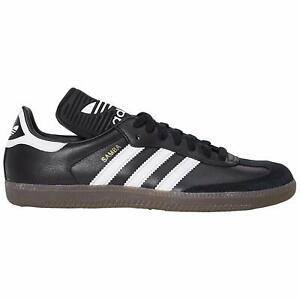 Adidas-ORIGINALS-SAMBA-OG-Baskets-Baskets-Chaussures-Noir-Retro-Football-Casuals