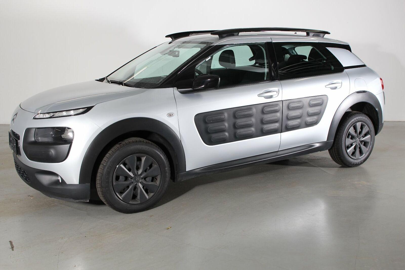 Citroën C4 Cactus 1,6 BlueHDi 100 Challenge 5d - 119.900 kr.