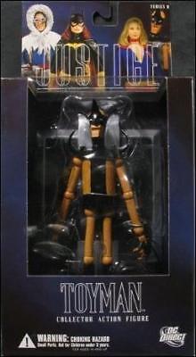 Alex Ross Justice League 8 TOYMAN 6in Action Figure DC Direct Toys JLA