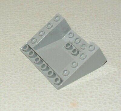 LEGO PART 4228 Light Grey  SLOPE INVERTED 5 X 6 X 2 Classic Space Bonnet Part