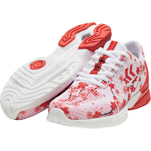 Hummel aerocharge Engineered Stz Japon EDITION Handball Chaussure Femmes Blanc 207883