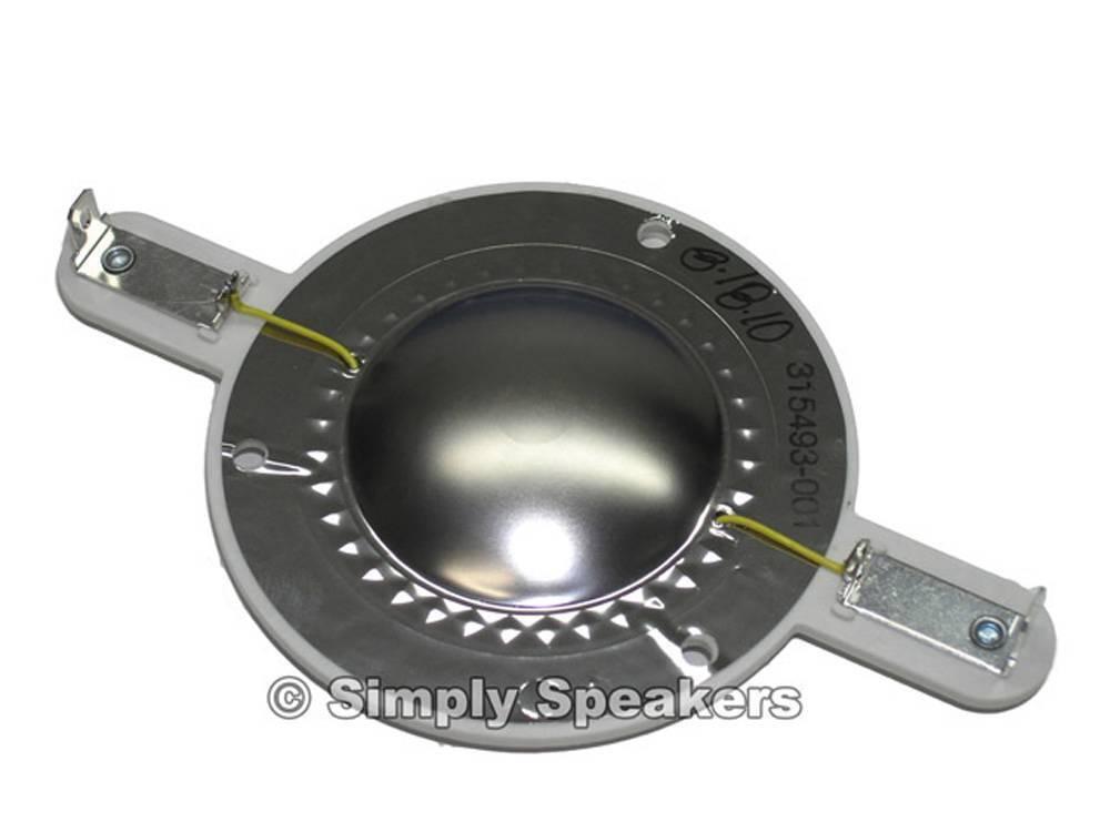 JBL 3622 3632 3677 3722 4425 Fabrik Lautsprecher Membran Horn Treiber Reparatur