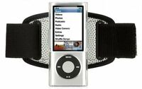 Griffin Iclear Case With Armband Fits Apple Ipod Nano Belt Clip 5th Generation