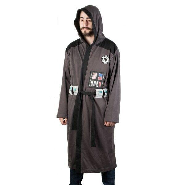 Official Star Wars Darth Vader Adult Größe Hooded Robe Größe: S/M or L/XL