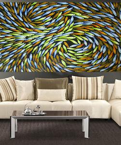 huge-Art-Painting-original-inspired-Seascape-River-fishing-by-Jane-Crawford
