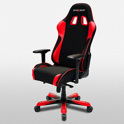 Dxracer Office Chairs Oh Ks11 Nr Ergonomic Desk Chair Computer Comfortable Chair 637813362904 Ebay