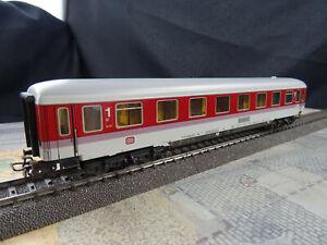 Maerklin-H0-IC-Personenwagen-1-Klasse-Blech-Muenchen-MHK-5-Top-Zustand