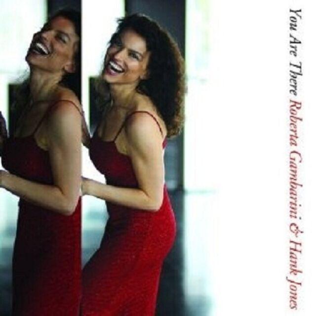 ROBERTA & JONES,HANK GAMBARINI - YOU ARE THERE  CD NEW