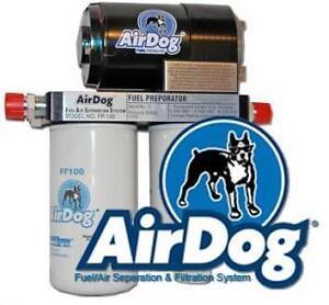 AirDog Fuel System For 98.5-04 RAM 2500/3500 CUMMINS 5.9L W/O INTANK PUMP 100GPH