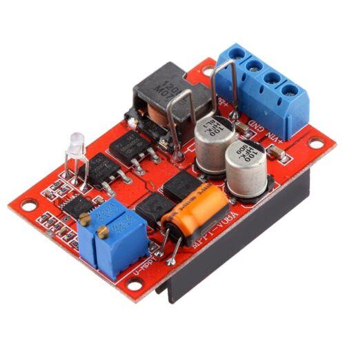 Mppt Solar Controller Batterie Ladegerät 1-100W 5A Dc5-26V Stufenloses Leuch 3I6