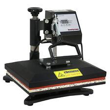 Used 360 T Shirt Heat Press Sublimation Transfer Machine 12 X 10 Swing Away