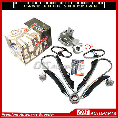 Fits FORD F150 Mustang 5.0L V8 DOHC Naturally Aspirated Timing Chain Kit