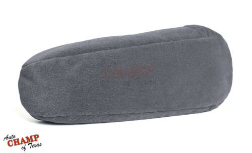 1993 1994 1995 Ford Bronco-Driver Side Seat Replacement Cloth ARMREST Cover Gray