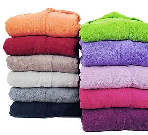 ACCAPPATOIO-spugna-cappuccio-unisex-da-S-M-L-XL-XXL-14-colori