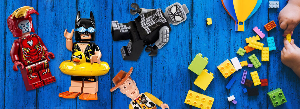 Shop Now - Creative Building with Lego