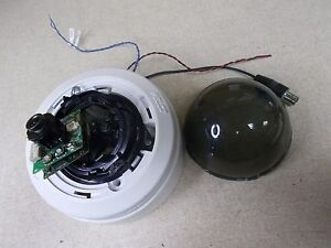 Pelco Security Camera Is90 Ch3 6 For Parts Or Repair Free