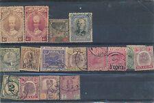 Malaya Malay Johore Kelantan Selangore stamp collection  HPS2