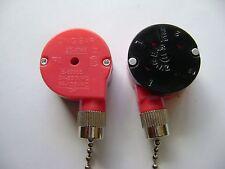 OEM ZING EAR ZE-208S 3 SPEED CEILING FAN PULL CHAIN CONTROL SWITCH E-89885 DR73