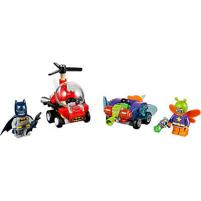 LEGO DC COMICS MIGHTY MICROS 76069 BATMAN VS KILLER MOTH LOOSE W/ INST VEHICLES