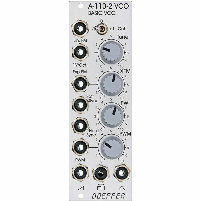 Doepfer A-110-2 Basic VCO Module