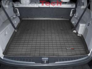 Image Is Loading WeatherTech Cargo Liner Trunk Mat For Honda Pilot