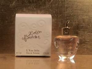 Lolita-Lempicka-L-Eau-Jolie-Eau-de-Toilette-5ml-OVP-Miniatur