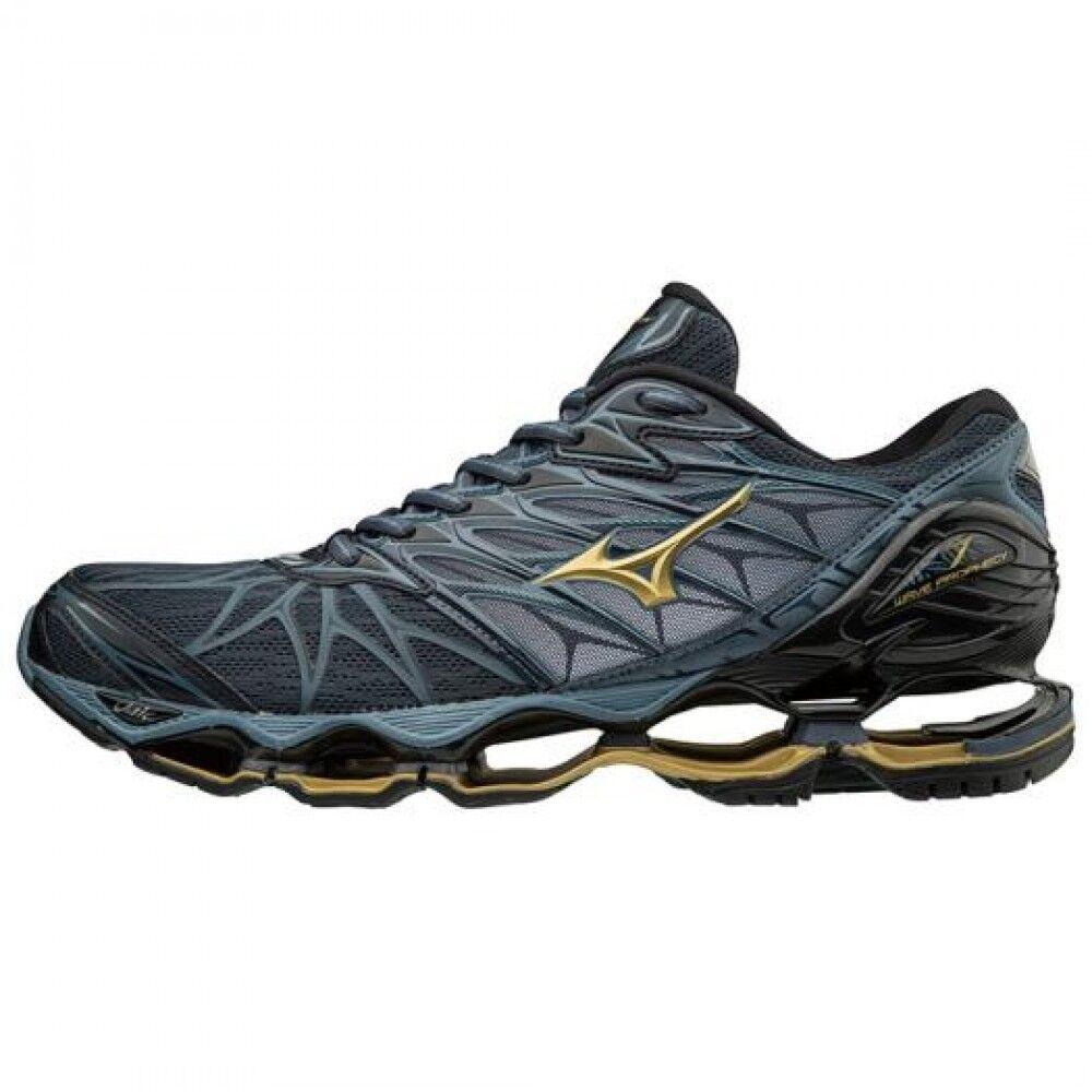 Zapatillas running Mizuno Wave Profecía 7 J1GC1800 gris × oro