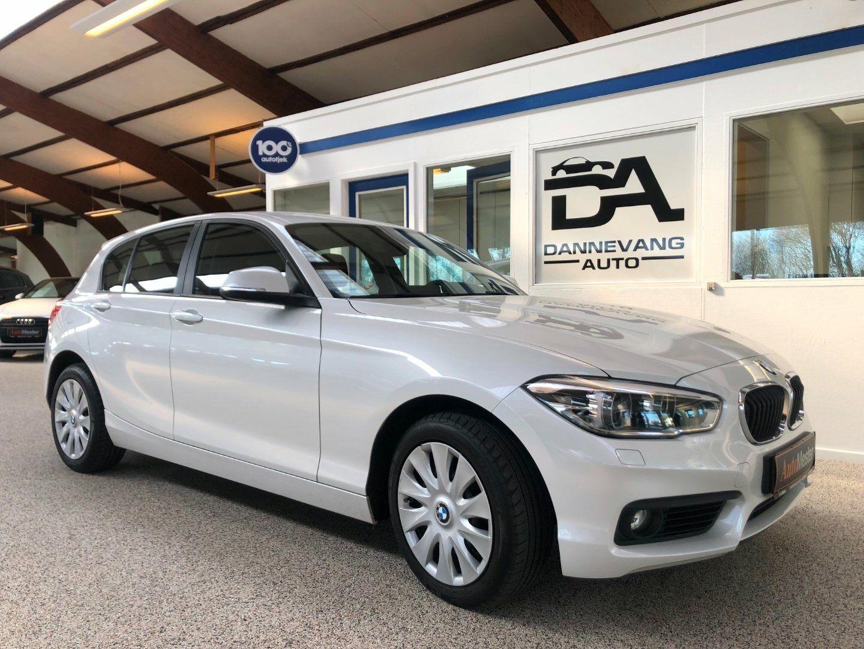 BMW 118d 2,0 aut. 5d