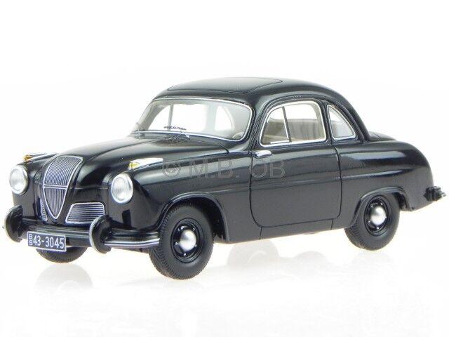 Hanomag Hanomag Hanomag Partner 1951 negro coche en miniatura 43045 BOS 1 43 f73f57