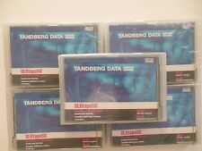 10 New sealed Tandberg SLRtape50 25/50GB SLR50 P/N431647-1 data tape Cartridges