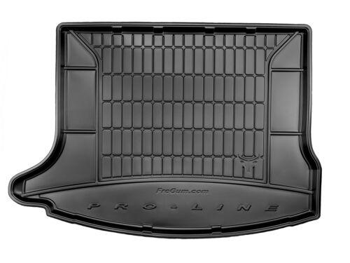 Premium Gummi Kofferraumwanne für Mazda 3 III Schrägheck BM 2013-2018