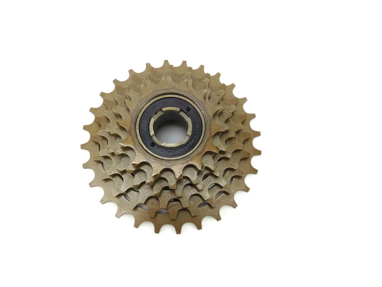 Suntour rueda libre Accushift 6 velocidad 14-28 Bicicleta Vintage Alfa ganador nos