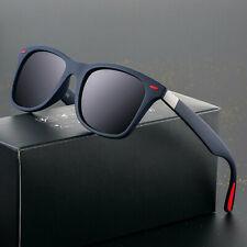 Clásico de Gafas de Sol Polarizadas Marco Cuadrado de conducción para Hombres y Mujeres Gafas de sol UV400