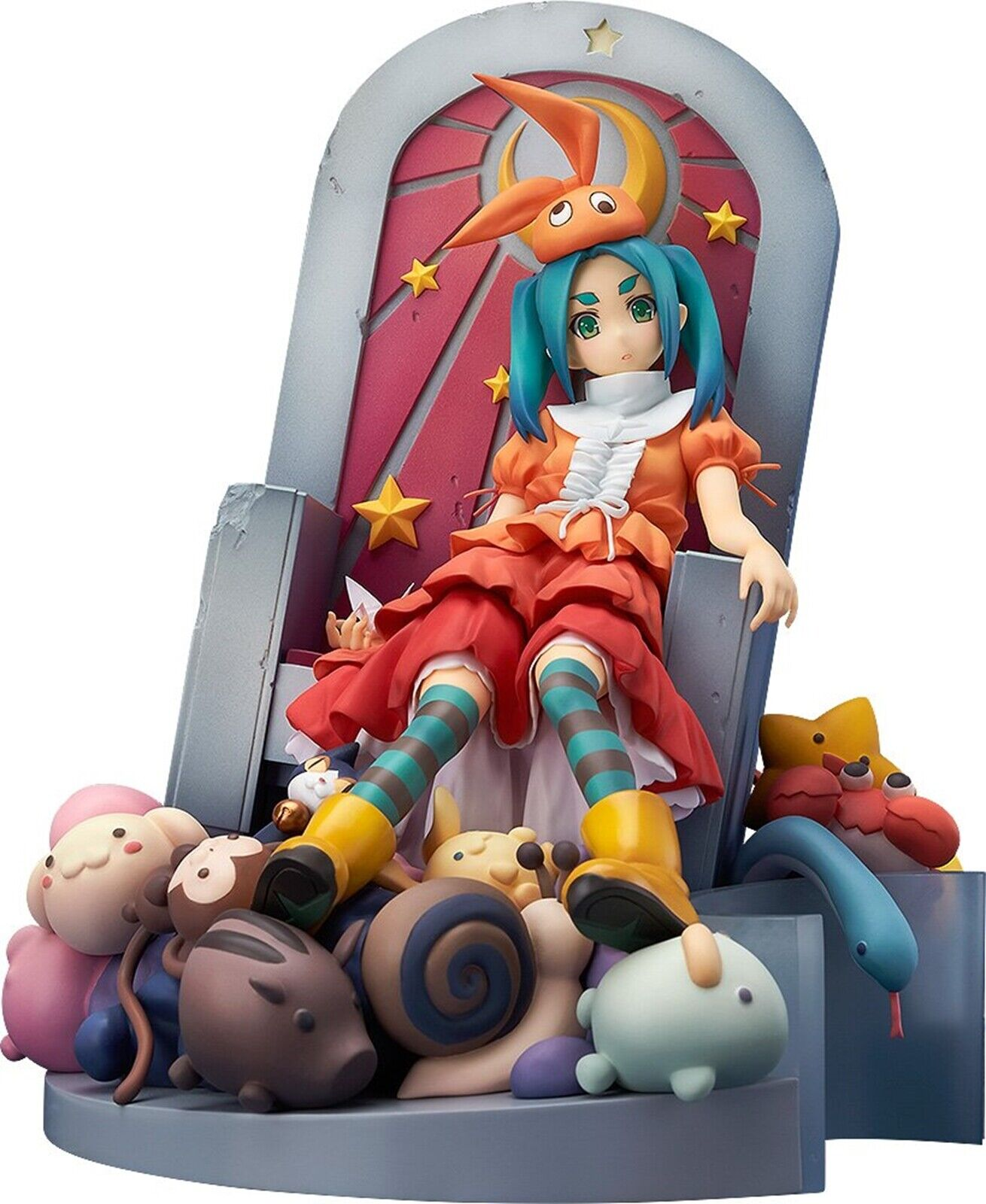 Good Smile Yotsugi Ononoki Deluxe Version 1 8 Scale PVC Completed New Japan