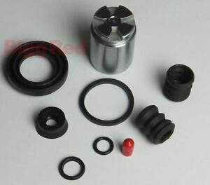 Piston Rear 34mm for Brake System Lucas Brake Caliper Repair Kit Gasket Set