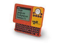 Royal Digital Password Vault (pv1) , New, Free Shipping