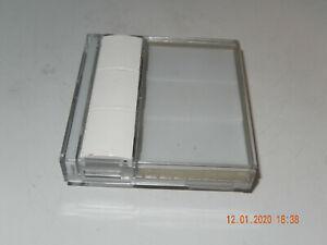 Ritto Portier Tastenmodul 1875120 TwinBus 1Taste silber