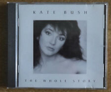 Kate Bush, The Whole Story cd album, Parlophone