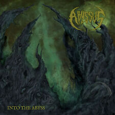 Abyssus - Into The Abyss (Gre), CD