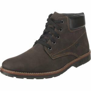 Details zu Rieker Winter Stiefeletten Stiefel Winterschuhe Boots wasserdicht Lammfell Gr 42
