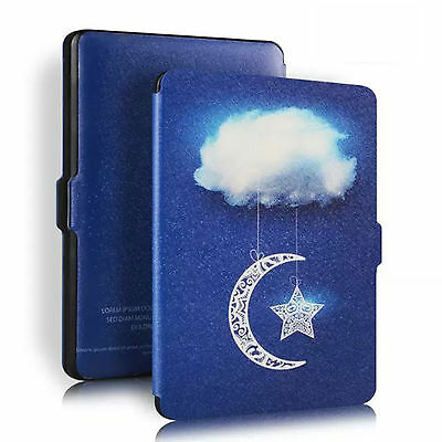 Tasche für Amazon Kindle Paperwhite 3 2 1 Hülle Etui Case Cover Skin Shelter W61