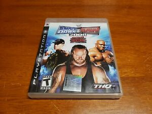 WWE-SmackDown-vs-Raw-2008-Featuring-ECW-Sony-PlayStation-3-2007-PS3-TESTED
