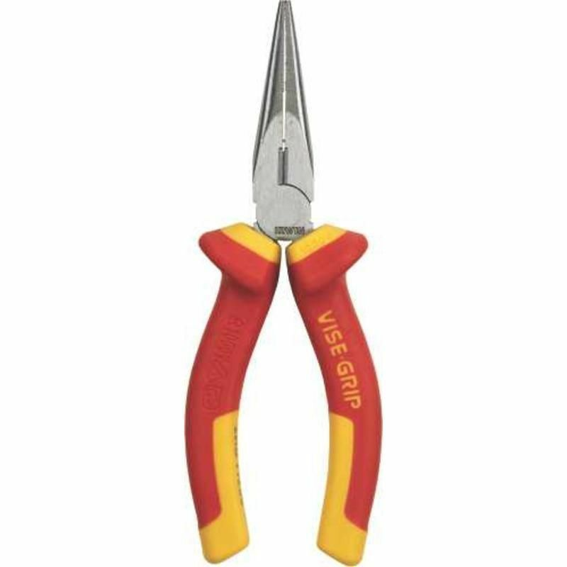 IRWIN - 10505868NA 6  LONG NOSE PLIERS - STANDARD - INSULATED - 6 INCH