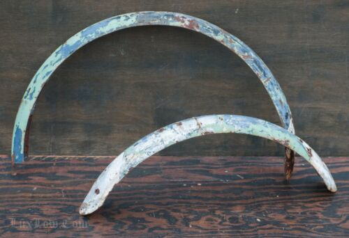 """Vintage Mercury Bicycle FENDERS 26/"""" JC Higgins Murray Elgin Tank Cruiser Bike"""