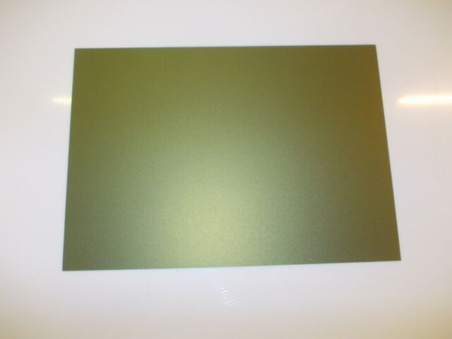 "KYDEX XD 3D LAMINATE SHEET 297 MM X 210 MM X 0.76 MM (0.030"") THICK X 1 PIECE"