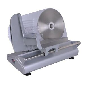 Pro-8-5-034-150W-Electric-Deli-Fruit-Meat-Food-Slicer-Cutter-Stainless-Steel-Blade