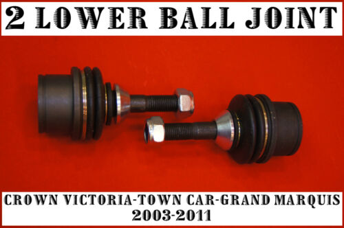Front Lower Ball Joint for 2003-2011 Ford Crown Victoria Town Car Grand Marquis