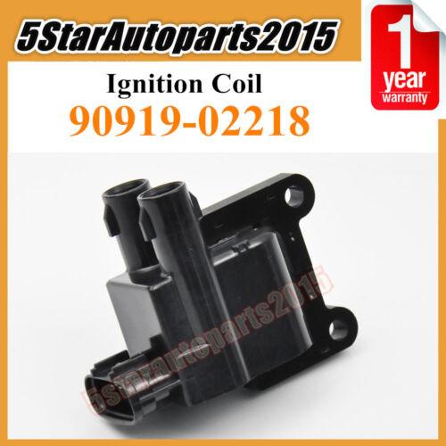 New Ignition Coil 90919-02218 for 1997-2001 Toyota Camry Solara 2.2L RAV4 2.0L