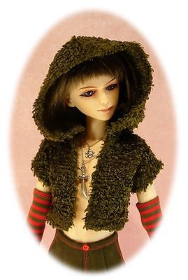 BJD SD Pattern 4 60cm Luts girls /& similar bodies; pants jacket /& hat tiny top