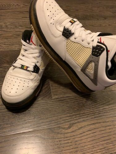 4 Tama M o cemento Force baloncesto 10 Ajf Jordan Zapatos 5 Nike Iv blanco de de Air 0wxYcvXqU1